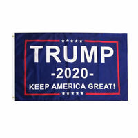 3'x5' Trump Flag 2020 - Keep America Great - Elect Donald For USA President KY