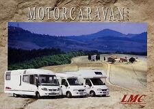 Prospekt D F NL LMC Motorcaravan 2003 Broschüre Reisemobil Wohnmobil Liberty