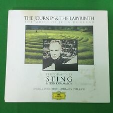 Songs from the Labyrinth:Dowland Anniversary Edition Deluxe Edition Sting CD DVD