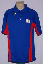 New York Giants Team Logo Performance Polo Shirt S - NFL Men's