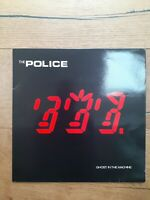 The Police ‎– Ghost In The Machine AMLK 63730 Vinyl, LP, Album
