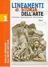 S36 Lineamenti di storia dell'arte vol. 1 Dalle Origini all'arte greca Atlas