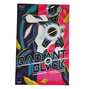 Radiant Black #1 Cover A Regular Michael Cho Cover 2021