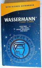 Buch - Mein kleines Astrobuch - Wassermann - 21.1. - 18.2., Liebe, Glück u. mehr