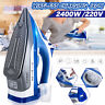 2400W Electric Cordless Iron Steamer Clothes Ironing Wireless Ceramic