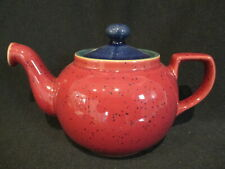 Denby HARLEQUIN - Teapot - Personal Size