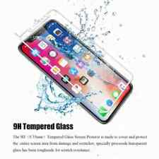 Tempered Glass Screen Protector For Apple iPhone X - 100% Genuine Metal
