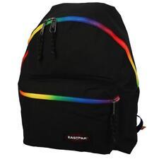 Sac à dos collège Eastpak Padded pak r rainbow dark Noir 92253 - Neuf