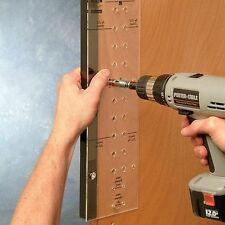 35151 - Jig It Shelving Jig & 5mm Bit Set