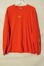 S6228 Hurley Adult XL Red Long Sleeve Freedom Company Graphic Tee