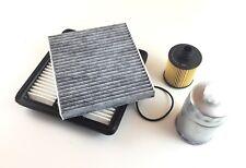 Ölfilter Luftfilter Aktivkohlefilter Kraftstofffilter  Freemont 345 2.0 JTD