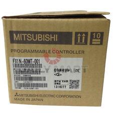 Mitsubishi Melsec Fx1N-60Mt-001 Fx1N60Mt001 Programmable Logic Controller Plc