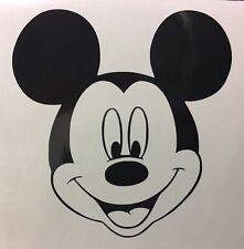 MICKEY MOUSE SMILING VINYL DECAL FOR LAPTOPS, TABLETS CARS WINDOWS WALLS