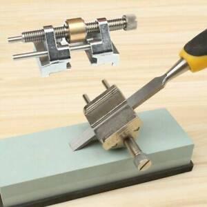 Chisel Honing Guide Jig Sharpening Wood Chisel Plane Iron Planers Blade Edge