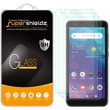 [3-Pack] Supershieldz Tempered Glass Screen Protector for ZTEBlade Vantage 2