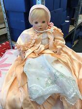 WPM Hildegard Günzel Vinyl Puppe 50 cm. Top Zustand.
