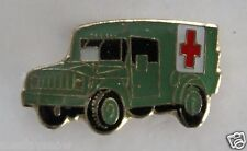 US Red Cross pin Military Ambulance Disaster Relief QUALITY Lapel Hat Tie Tack