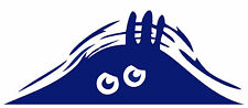 MONSTER Vinyl Wall Car Decal Sticker, BIG or SMALL, Highest Quality, made in USA