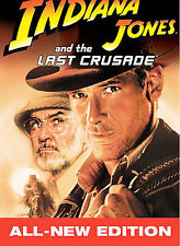 Indiana Jones and the Last Crusade Dvd Frank Marshall(Dir) 1989