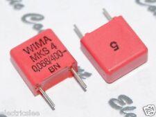 10pcs - WIMA MKS4 0.068uF (0.068µF 0,068uF 68nF) 400V 5% pich:7.5mm Capacitor