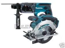Makita DHR202 SDS+ Hammer Drill + DSS610 Circular Saw