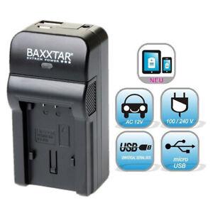 Baxxter Ladegerät Razer 600II für EN-EL20
