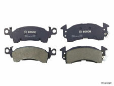 Bosch QuietCast Disc Brake Pad fits 1969-1986 Pontiac Firebird Bonneville,Catali