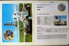 s1854) Raumfahrt Space Kosmos - Apollo 17 Sammlung mit Autographen Signature