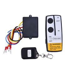 7A 12V Wireless Winch Remote Control Switch Handset for Car ATV Truck