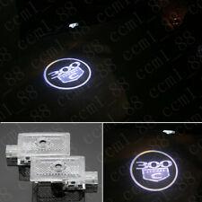 2x 300 Hemi C Logo LED Door Shadow Projector lights HD For Chrysler 300c 2005-19