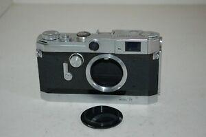Canon-VT RARE Vintage 1956 Japanese Rangefinder Camera. Service. 516228. UK Sale