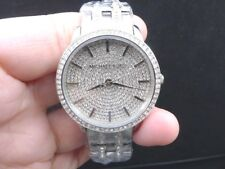 New Old Stock MICHEAL KORS Nini Pavé  MK3458 Stainless Steel Quartz Women Watch