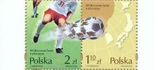 POLEN 2002 Set XVIIth World Football Championship(2002; Nr kat.:3828-3829)