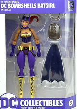 DC COMICS DESIGNER SERIES FIGURE BATGIRL BOMBSHELLS by ANT LUCIA DC COLLECTIBLES