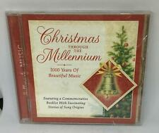 Christmas Through the Millennium  (CD)