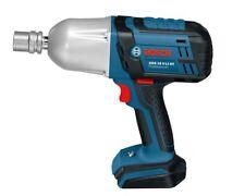 Bosch BLUE HIGH TORQUE PROFESSIONAL IMPACT WRENCH GDS 18V-LI HT Skin Only