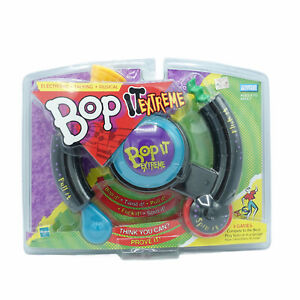 Bop It Extreme 1998 Vintage Hasbro Parker Brothers Handheld Game Toy Brand New