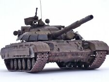Skif — T-64BM2 Ukrainian main battle tank — Plastic model kit 1:35 Scale MK228