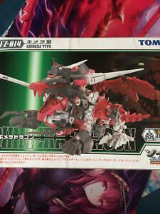 ZOIDS FUZORS FZ-014 CHIMERA DRAGON Chimera Type 1/72 scale TOMY Plastic model