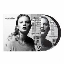 TAYLOR SWIFT Reputation 2x LP NEW PICTURE DISC VINYL Big Machine
