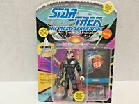 Playmates Toys LOCUTUS FIGURE + 3 GEAR PIECES Star Trek Next Gen 1993