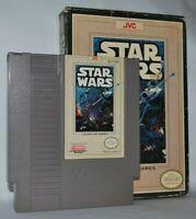 Star War (1991) Cartridge + Box + Sleeve NES Nintendo Game Authentic Tested Good