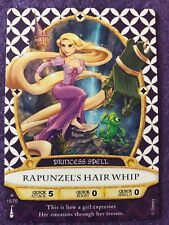 Disney's Sorcerers of the Magic King Card- Rapunzel's Hair Whip