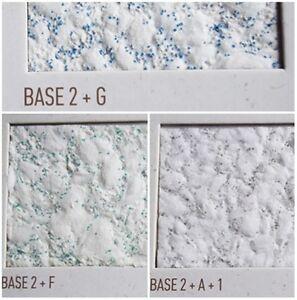 Neu!!! Patentierte Wandbeschichtung Flüssigtapete Baumwolle SMART 2 (Weiß)