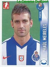 211 RAUL MEIRELES PORTUGAL FC.PORTO Liverpool FC STICKER FUTEBOL 2009 PANINI