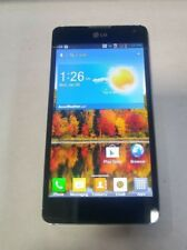 LG Optimus G 32GB(E971) Black - Rogers  - Good Condition- Fully Functional