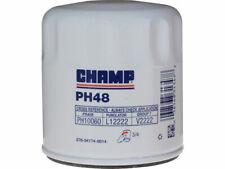 For 2011-2017 Chevrolet Caprice Oil Filter Luber-finer 48588XD 2012 2013 2014