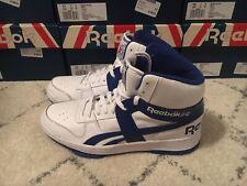 Reebok BB 5600 Archive Men's Shoes White Collegiate Royal Size 10 CN5691