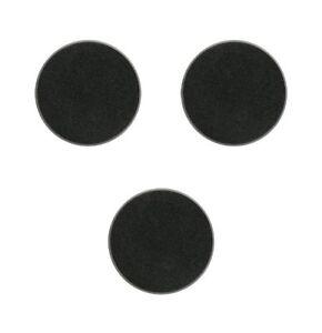 3x 60mm round base 40k age of sigmar