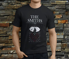 Popular The Smiths in London Morrisey Music Rock Men's Black T-Shirt Size S-3XL